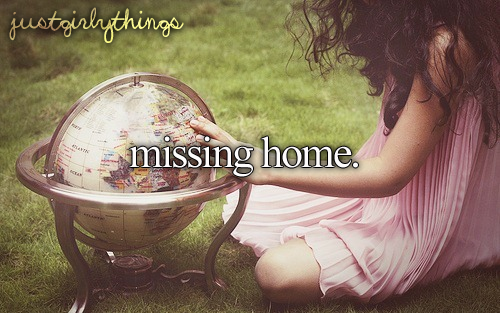 Absolutely Homesick